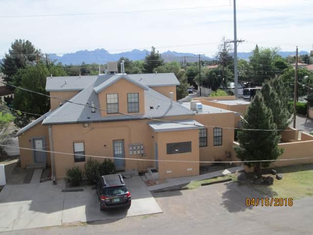 2540 S Espina Street, Las Cruces, NM 88001 (MLS #2000053) :: Steinborn & Associates Real Estate