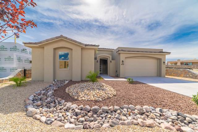 4387 Purple Sage Drive, Las Cruces, NM 88011 (MLS #2000059) :: Steinborn & Associates Real Estate