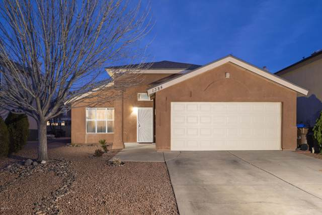1384 Fountain Loop, Las Cruces, NM 88007 (MLS #2000080) :: Steinborn & Associates Real Estate