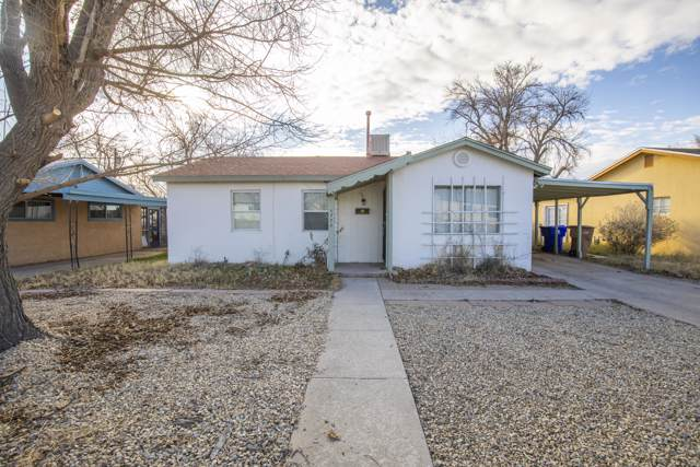 1770 Walden Drive, Las Cruces, NM 88001 (MLS #2000084) :: Steinborn & Associates Real Estate