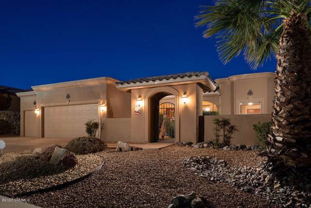 1174 Golf Club Road, Las Cruces, NM 88011 (MLS #2000112) :: Agave Real Estate Group