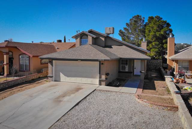 5835 Ridge Drive, Santa Teresa, NM 88008 (MLS #2000120) :: Steinborn & Associates Real Estate