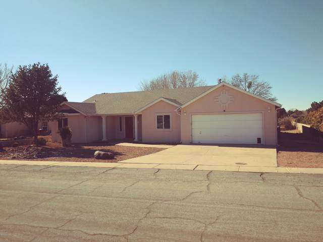 2465 Via De Ville, Las Cruces, NM 88007 (MLS #2000121) :: Better Homes and Gardens Real Estate - Steinborn & Associates