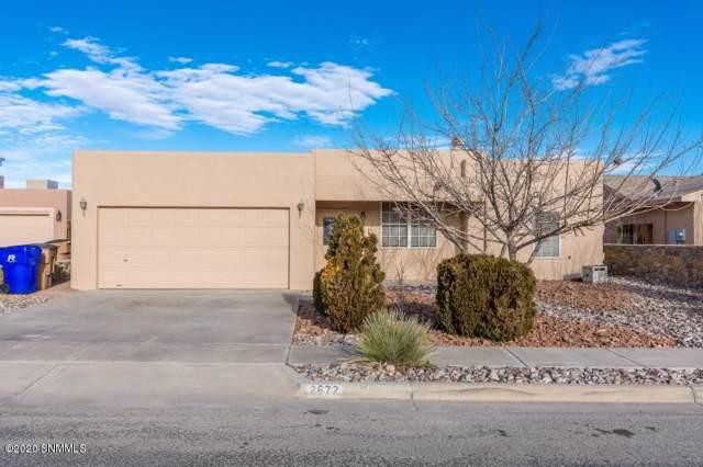 2672 Bearcat Drive, Las Cruces, NM 88001 (MLS #2000127) :: Steinborn & Associates Real Estate