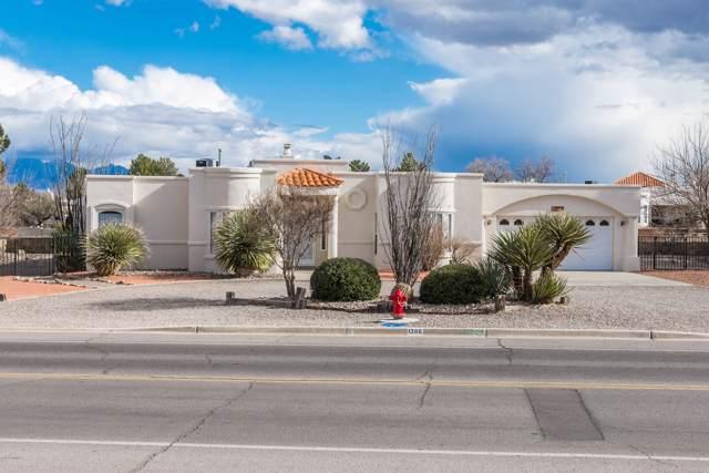 1386 Via Norte, Las Cruces, NM 88007 (MLS #2000139) :: Steinborn & Associates Real Estate