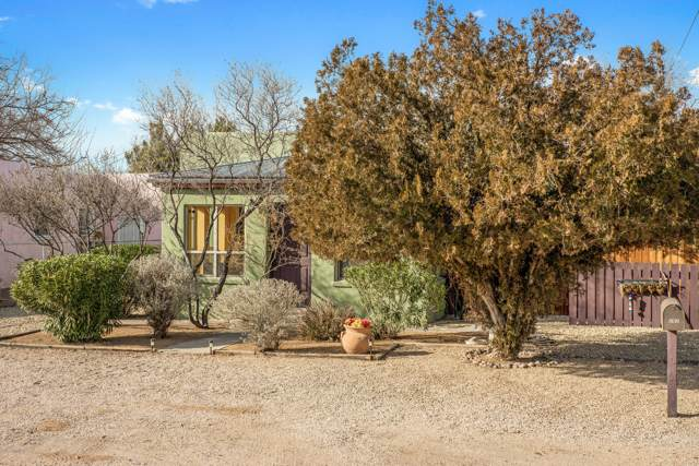 202 Manso Avenue, Las Cruces, NM 88005 (MLS #2000140) :: Steinborn & Associates Real Estate