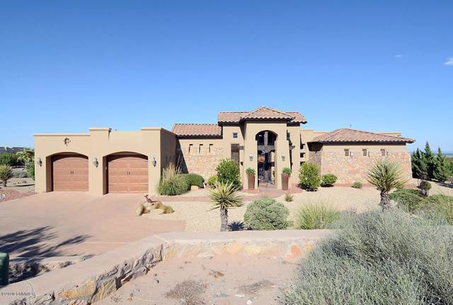 1201 Idyll Court, Las Cruces, NM 88007 (MLS #2000141) :: Steinborn & Associates Real Estate