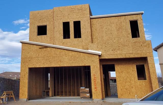 2005 Villa Napoli Loop, Las Cruces, NM 88011 (MLS #2000146) :: Arising Group Real Estate Associates