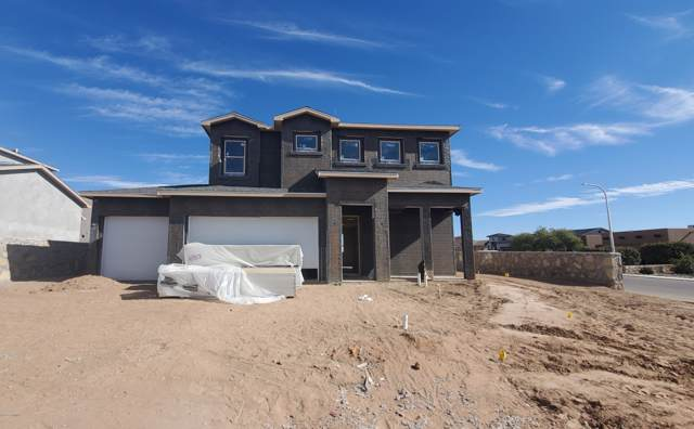 4033 Spotted Dove Drive, Las Cruces, NM 88001 (MLS #2000149) :: Steinborn & Associates Real Estate