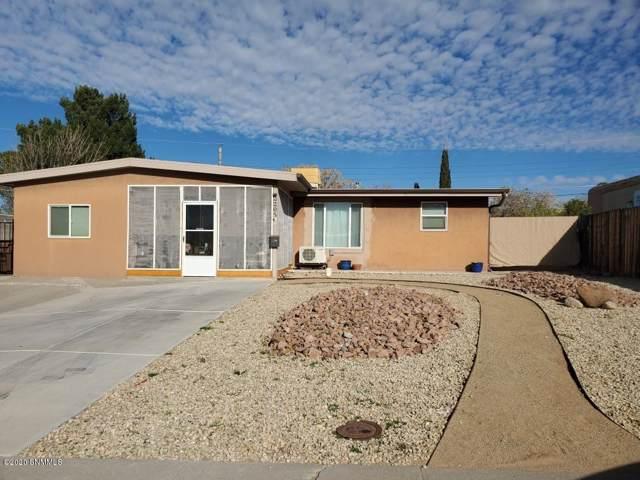 2205 Solar Way, Las Cruces, NM 88001 (MLS #2000152) :: Steinborn & Associates Real Estate