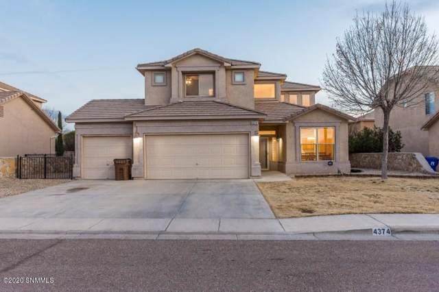 4374 Kachina Canyon Road, Las Cruces, NM 88011 (MLS #2000156) :: Steinborn & Associates Real Estate