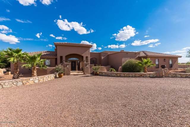 7820 Cortez Drive, Las Cruces, NM 88011 (MLS #2000157) :: Steinborn & Associates Real Estate