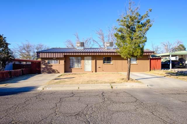 2117 Calle De Suenos, Las Cruces, NM 88001 (MLS #2000160) :: Steinborn & Associates Real Estate