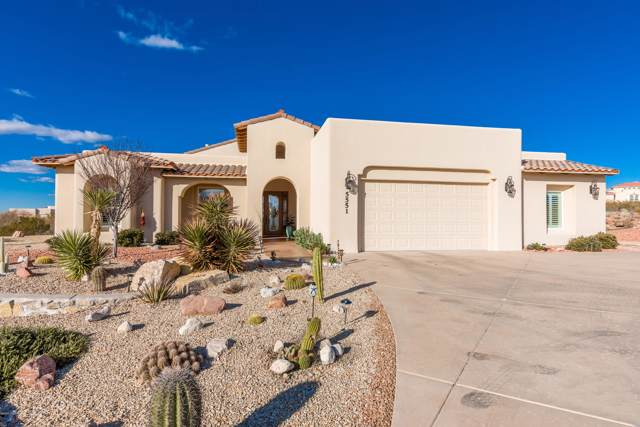 5551 Camino Escondida, Las Cruces, NM 88011 (MLS #2000162) :: Steinborn & Associates Real Estate