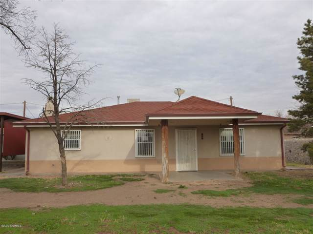 670 Mcclure Road, Las Cruces, NM 88007 (MLS #2000168) :: Steinborn & Associates Real Estate