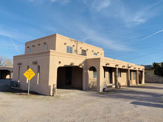 2335 El Paseo Road, Las Cruces, NM 88001 (MLS #2000170) :: Steinborn & Associates Real Estate