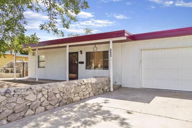 1704 Princess Jeanne Drive, Las Cruces, NM 88001 (MLS #2000181) :: Steinborn & Associates Real Estate