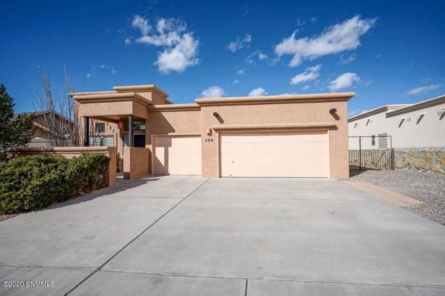 598 Canyon Point, Las Cruces, NM 88011 (MLS #2000182) :: Steinborn & Associates Real Estate
