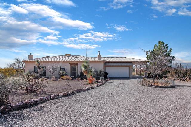 4922 Alamo Mine Trail, Las Cruces, NM 88011 (MLS #2000190) :: Steinborn & Associates Real Estate