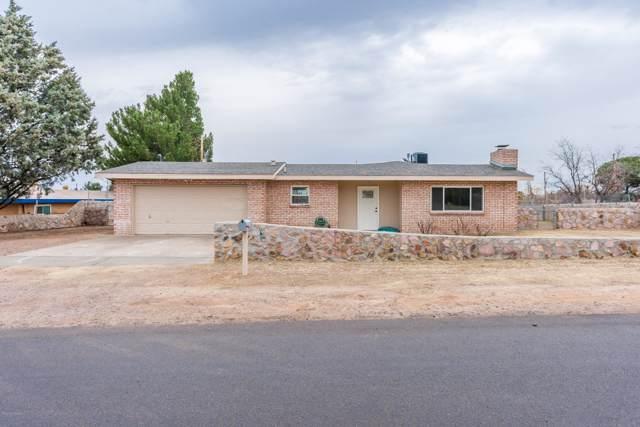 3907 Lilac Drive, Las Cruces, NM 88005 (MLS #2000193) :: Steinborn & Associates Real Estate