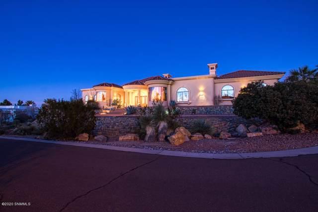 770 Loma Verde, Las Cruces, NM 88011 (MLS #2000201) :: Steinborn & Associates Real Estate