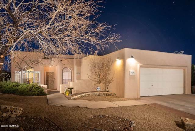 2625 Bearcat Drive, Las Cruces, NM 88001 (MLS #2000202) :: Steinborn & Associates Real Estate
