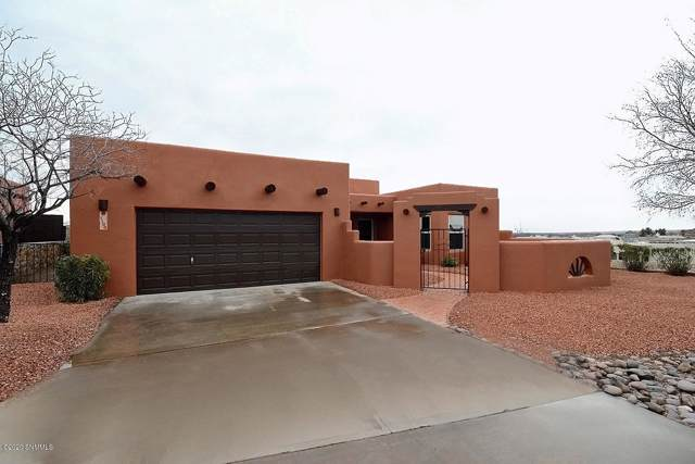 1100 Calle Vista Bella, Las Cruces, NM 88007 (MLS #2000206) :: Steinborn & Associates Real Estate