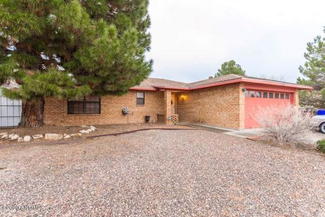3386 Westridge Drive, Las Cruces, NM 88005 (MLS #2000209) :: Steinborn & Associates Real Estate