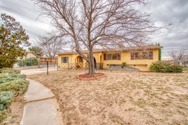 1806 Flora Circle, Las Cruces, NM 88001 (MLS #2000216) :: Steinborn & Associates Real Estate