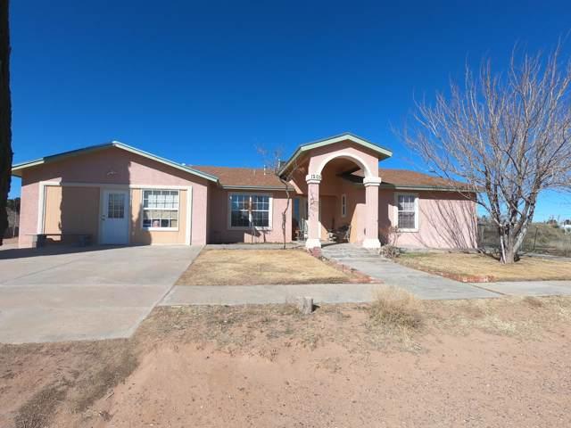 1205 Centerline Drive, Chaparral, NM 88081 (MLS #2000217) :: Steinborn & Associates Real Estate