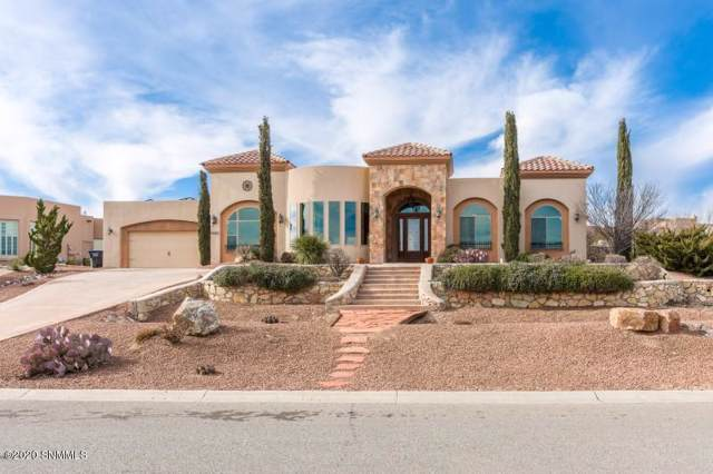 10065 Tuscany Drive, Las Cruces, NM 88007 (MLS #2000224) :: Steinborn & Associates Real Estate
