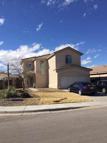 3639 Ascencion Circle, Las Cruces, NM 88012 (MLS #2000230) :: Steinborn & Associates Real Estate