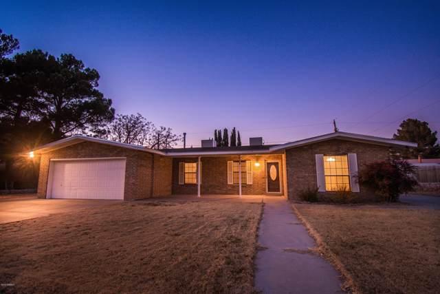 603 Lenox Avenue, Las Cruces, NM 88005 (MLS #2000235) :: Steinborn & Associates Real Estate