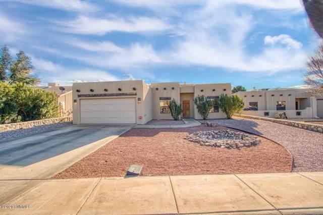 1814 Bentley Way, Las Cruces, NM 88001 (MLS #2000239) :: Steinborn & Associates Real Estate