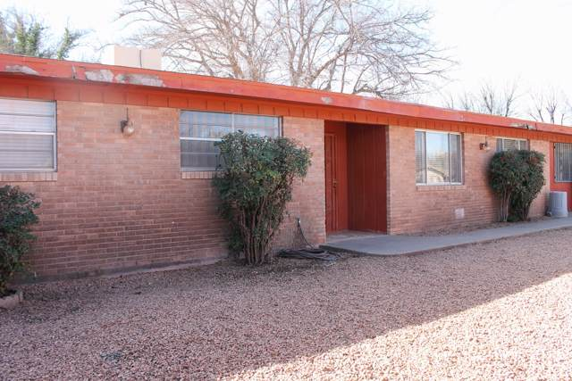 5310 Mimosa Lane, Las Cruces, NM 88001 (MLS #2000245) :: Steinborn & Associates Real Estate