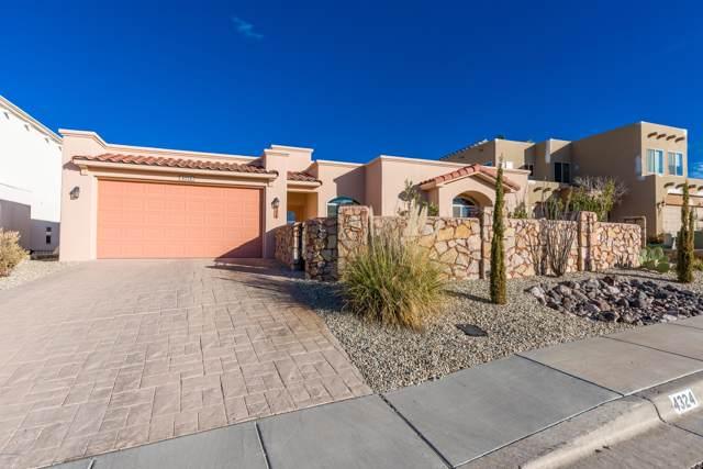 4324 Calle Bonita Lane, Las Cruces, NM 88011 (MLS #2000246) :: Arising Group Real Estate Associates