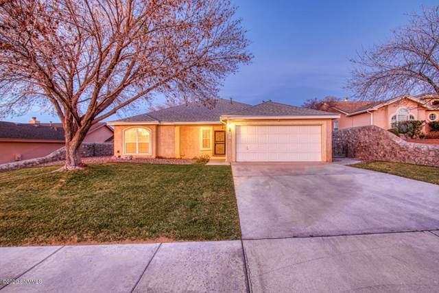 747 City View Drive, Las Cruces, NM 88011 (MLS #2000247) :: Arising Group Real Estate Associates