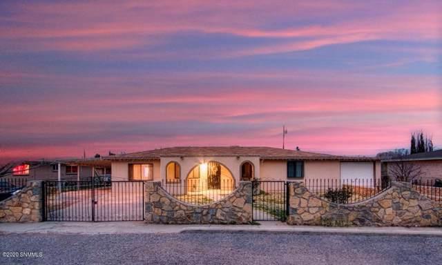 103 Calle De Lucero, La Mesa, NM 88044 (MLS #2000248) :: Arising Group Real Estate Associates
