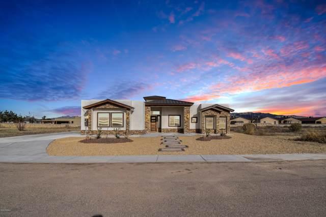 2832 Girl Scout Lane, Sunland Park, NM 88063 (MLS #2000253) :: Arising Group Real Estate Associates