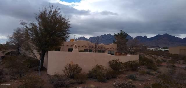 4956 Modoc Road, Las Cruces, NM 88011 (MLS #2000256) :: Steinborn & Associates Real Estate
