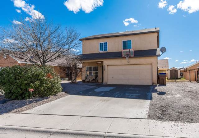 2871 Lake Valley Avenue, Las Cruces, NM 88007 (MLS #2000257) :: Arising Group Real Estate Associates