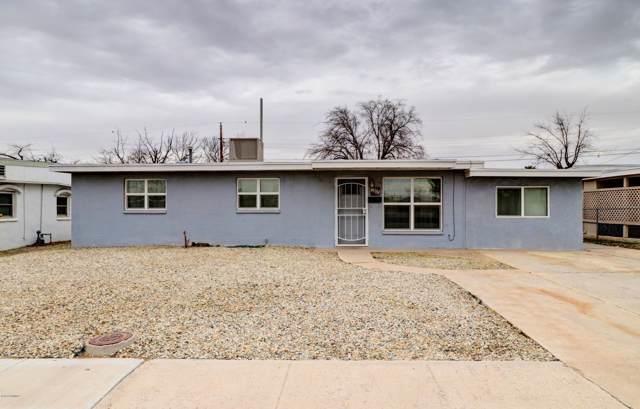 1805 Foster Road, Las Cruces, NM 88001 (MLS #2000259) :: Steinborn & Associates Real Estate