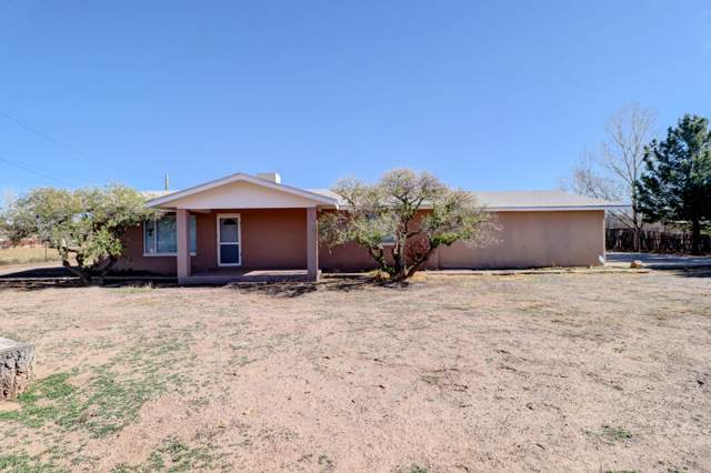 3110 Dona Ana Road, Las Cruces, NM 88007 (MLS #2000309) :: Arising Group Real Estate Associates