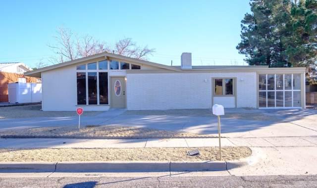 1600 Camino Del Rex, Las Cruces, NM 88001 (MLS #2000335) :: Arising Group Real Estate Associates