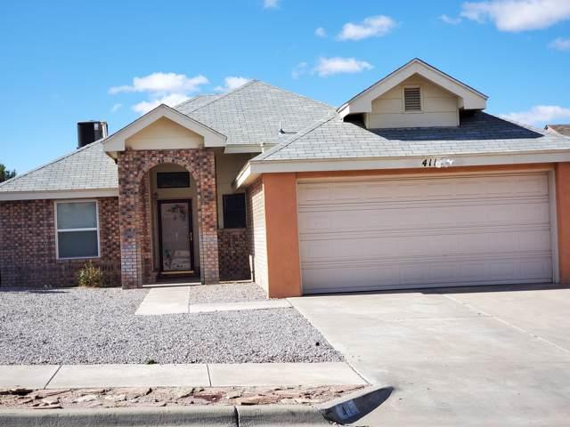 411 Butler Street, Las Cruces, NM 88001 (MLS #2000374) :: Arising Group Real Estate Associates