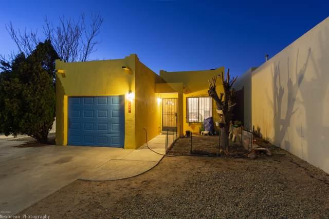 1647 Spruce Avenue, Las Cruces, NM 88001 (MLS #2000377) :: Steinborn & Associates Real Estate