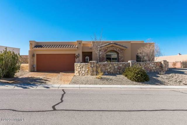4235 Lyra Court, Las Cruces, NM 88011 (MLS #2000381) :: Steinborn & Associates Real Estate
