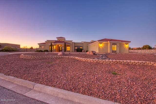 2315 Tuscan Hills Lane, Las Cruces, NM 88011 (MLS #2000387) :: Agave Real Estate Group