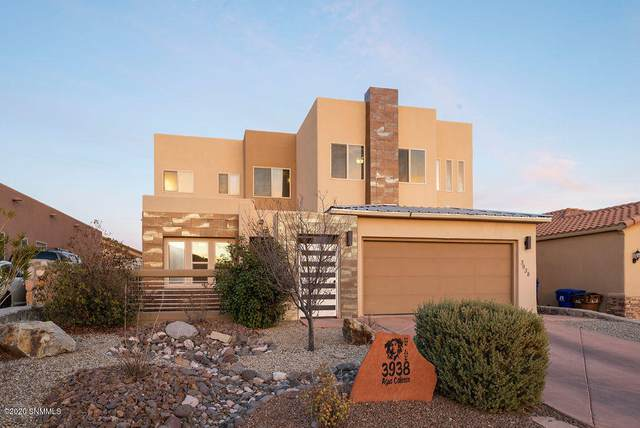 3938 Agua Caliente Drive, Las Cruces, NM 88012 (MLS #2000391) :: Steinborn & Associates Real Estate