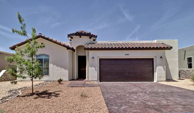 4383 Purple Sage, Las Cruces, NM 88011 (MLS #2000392) :: Las Cruces Real Estate Professionals